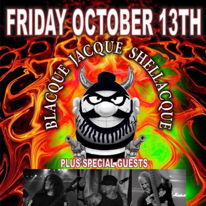 Blacque Jacque Shellacque @ The Parkside Pub - Whitestone, NY