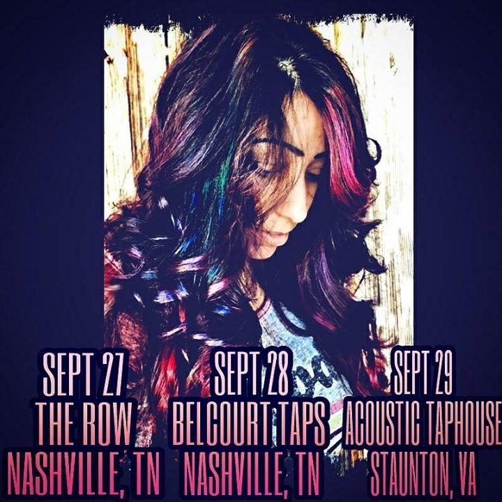Nikki Briar Tour Dates