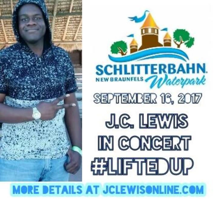 John JC Lewis @ Schlitterbahn  - Galveston, TX