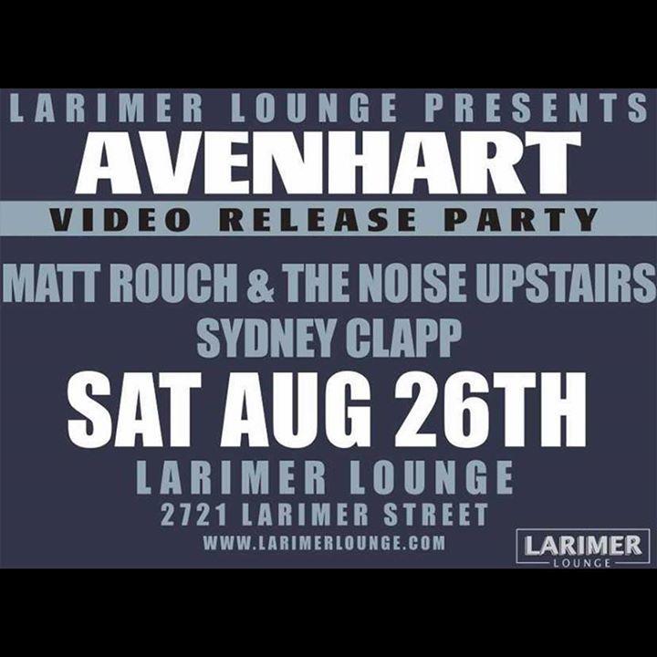 Avenhart @ Larimer Lounge - Denver, CO