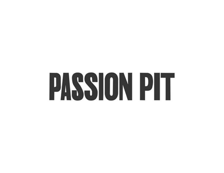Passion Pit @ Main Street Armory - Rochester, NY