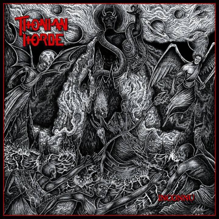 Thonian Horde Tour Dates
