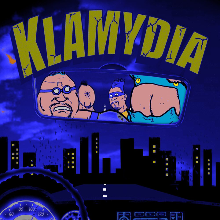 Klamydia @ Lutakko - Jyvaskyla, Finland