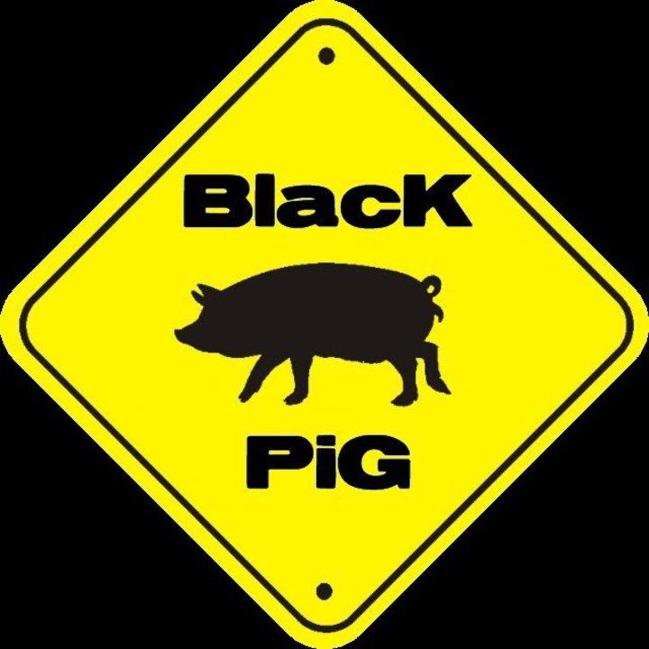 Black Pig Tour Dates