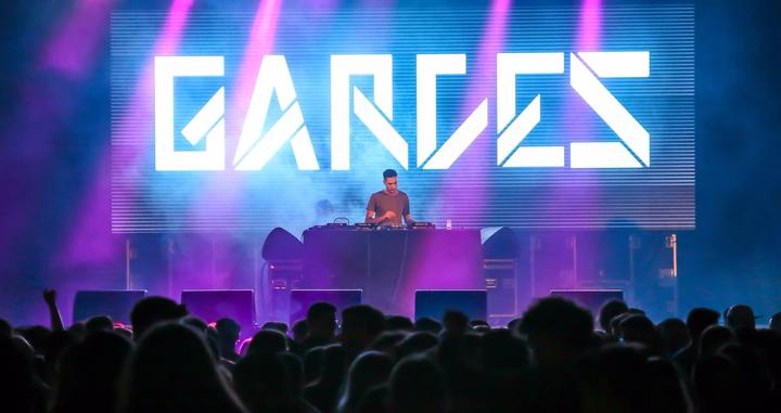 GARCES Tour Dates