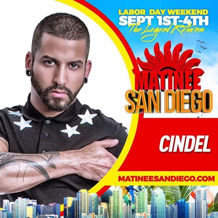 Dj Cindel Tour Dates