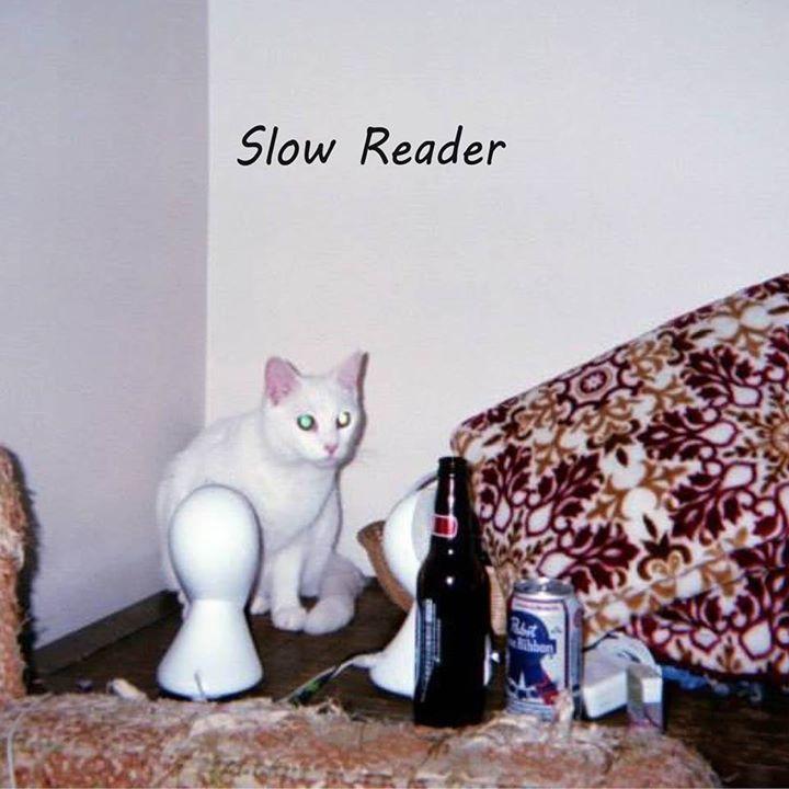 Slowreader Tour Dates