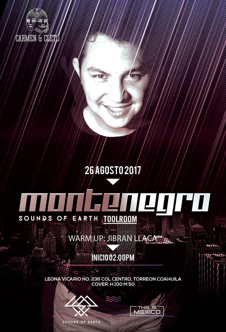 Montenegro @ Carmen & Cleto  - Torreon, Mexico