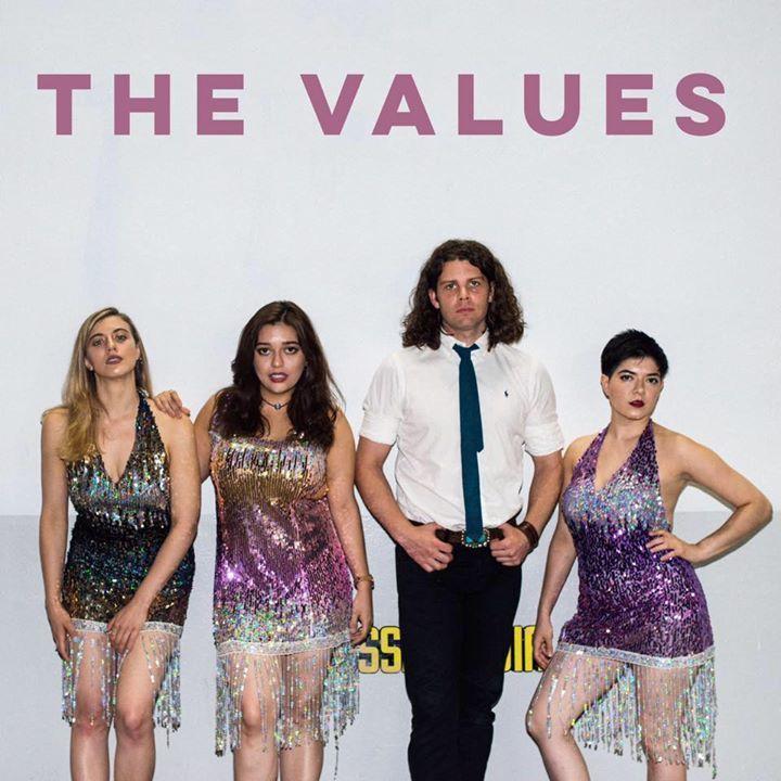 The Values Tour Dates