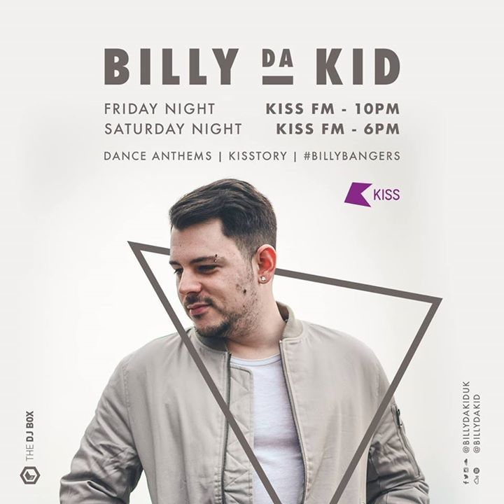 Billy Da Kid @ Evoke  - Chelmsford, United Kingdom