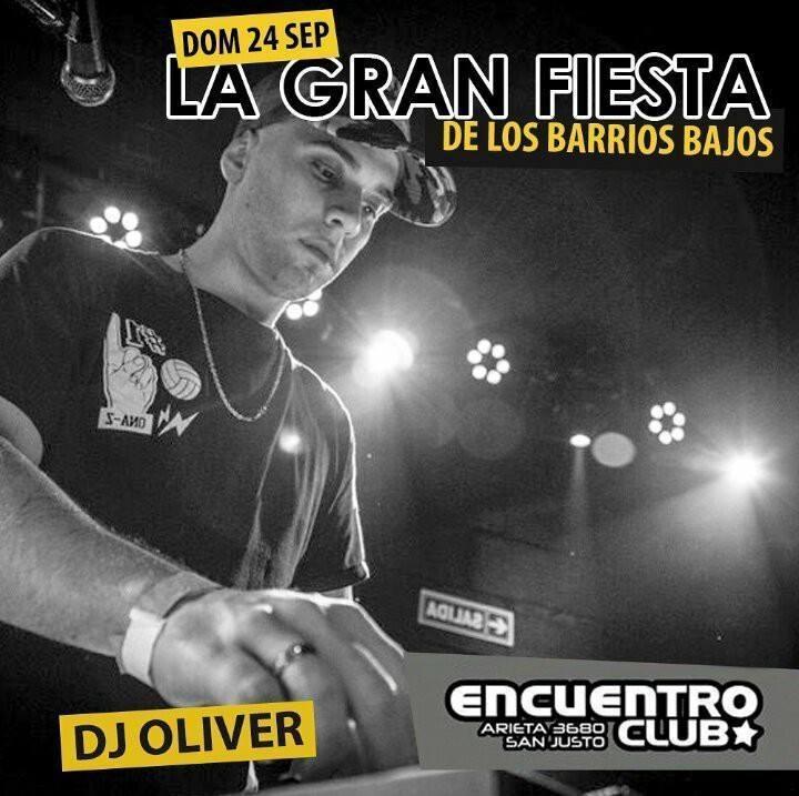 DJ Oliver @ Boat Parties - San Antonio Abad, Spain