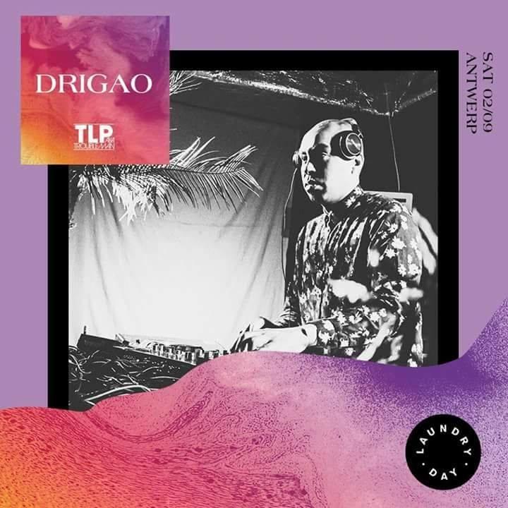 Dj Drigão Tour Dates