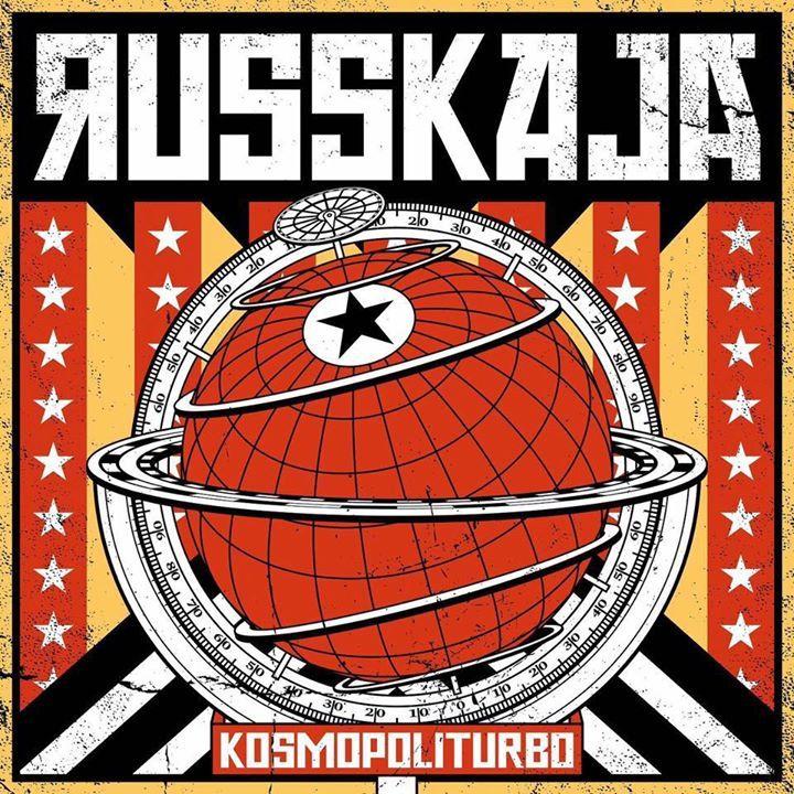 Russkaja @ Substage - Karlsruhe, Germany