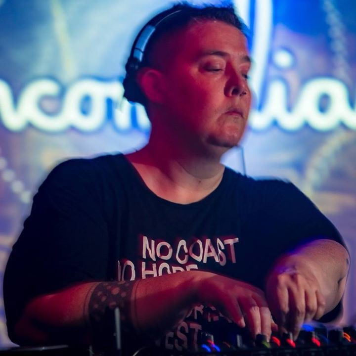 DJ Shiva aka Noncompliant Tour Dates