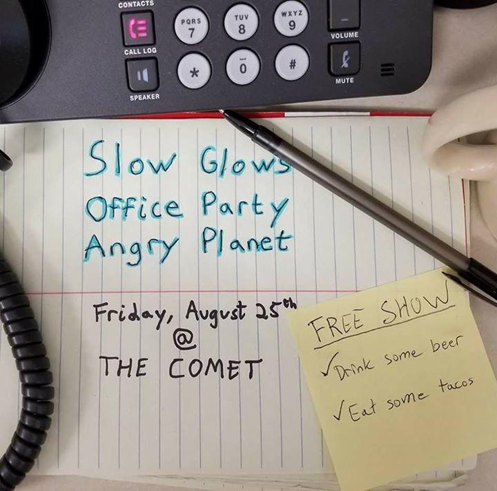 Angry Planet @ Fresh Produce Records - Macon, GA