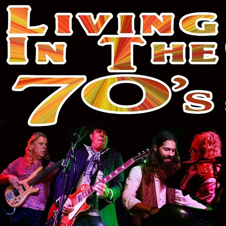 Living In The 70's Tour Dates