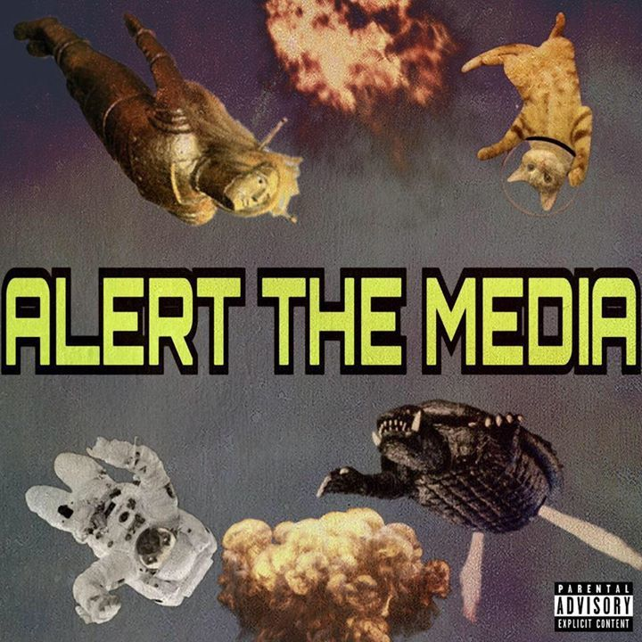Alert the Media Tour Dates