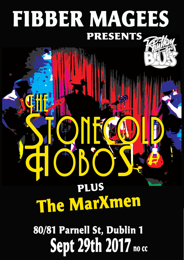 The Stonecold Hobo @ Fibber Magees - Dublin, Ireland