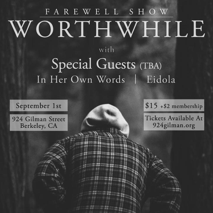 Worthwhile Tour Dates