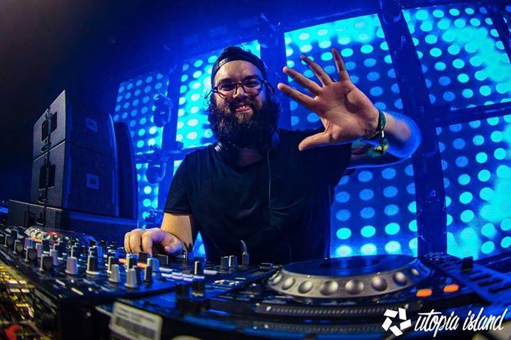 Alex Tronique aka S P R R V R (Official) @ Buddha Club w. Boris Brejcha // SPRRVR - Ingolstadt, Germany