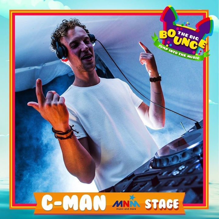 C-Man Tour Dates