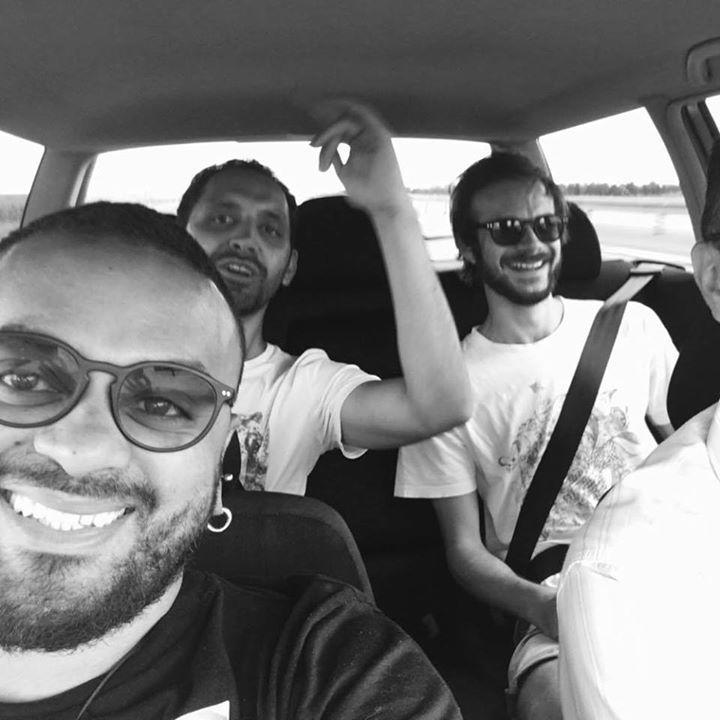 Behzad & Amarou Tour Dates