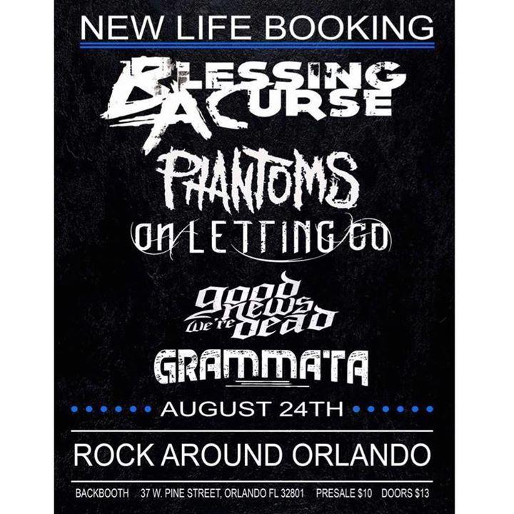 Blessing A Curse Tour Dates