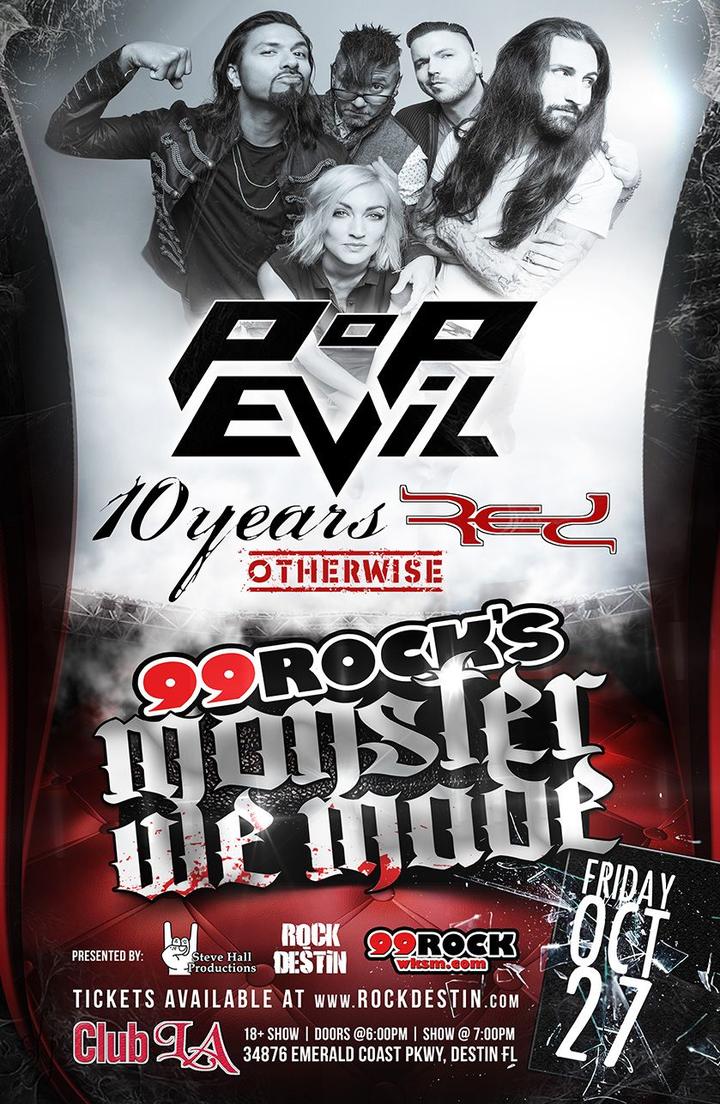 10 Years @ Club L.A. - Destin, FL