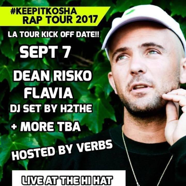 Kosha Dillz Tour Dates