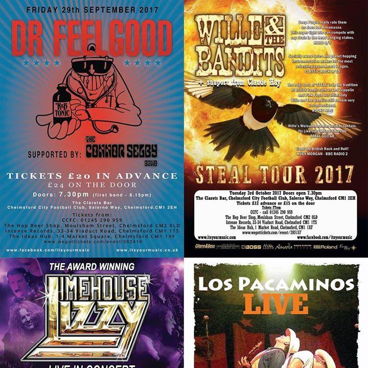 It's Your Music Tour Dates