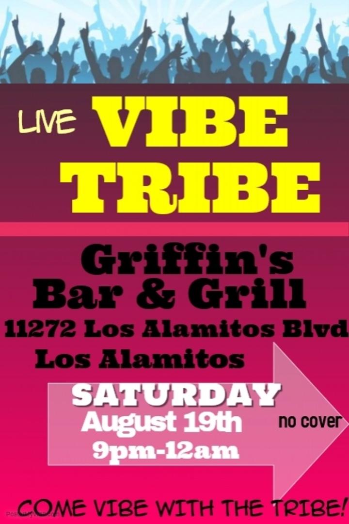 Vibe Tribe Tour Dates