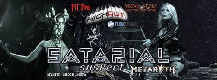 Metaroth Tour Dates
