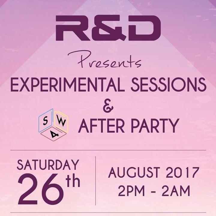 R&D Tour Dates