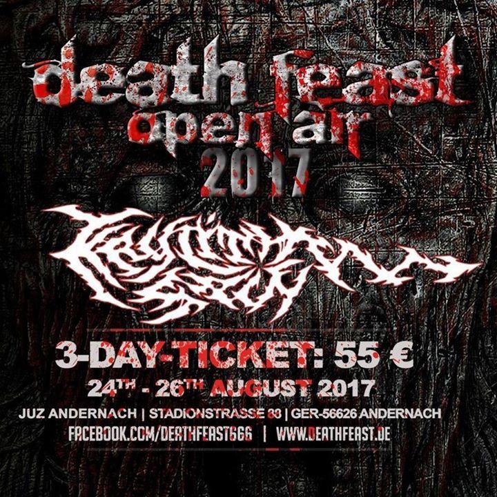 Krylithsic Tour Dates