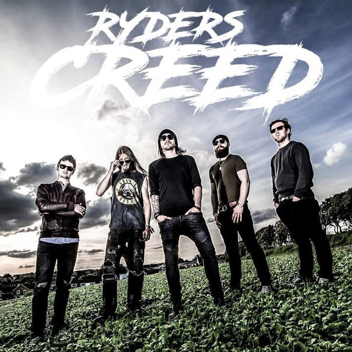 Ryders Creed Tour Dates