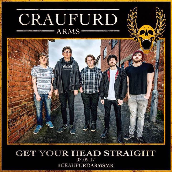 Get Your Head Straight Tour Dates
