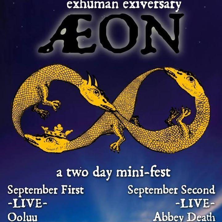 Abbey Death Tour Dates