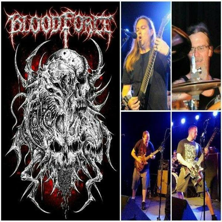 BloodForce Tour Dates