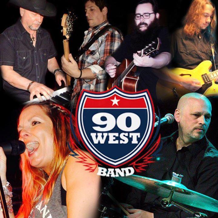 90 WEST Tour Dates