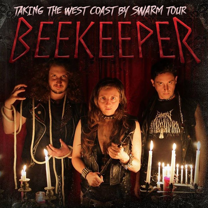 Beekeeper Tour Dates