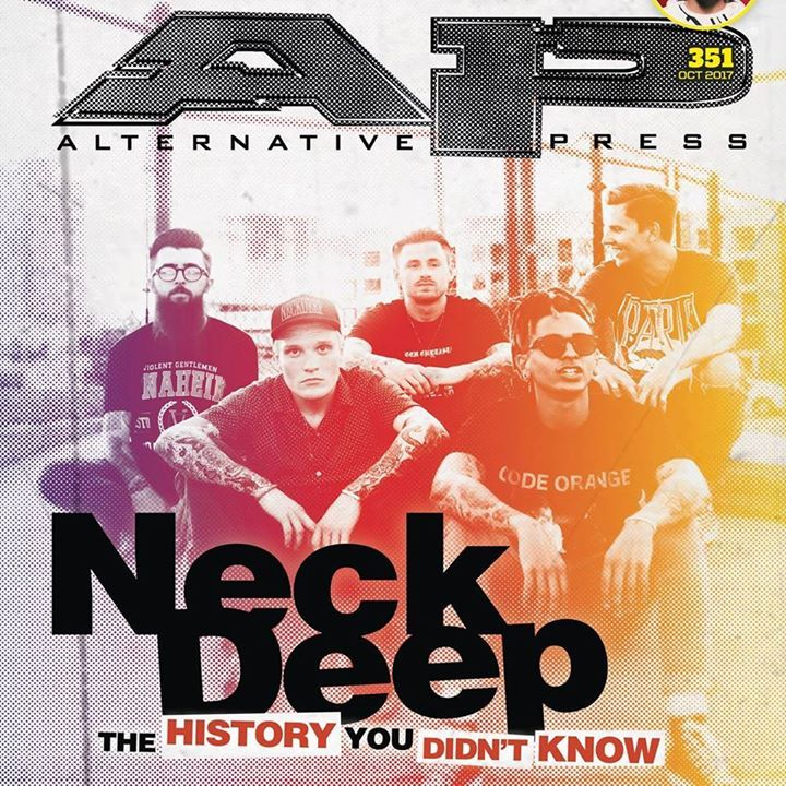Alternative Press Tour Dates