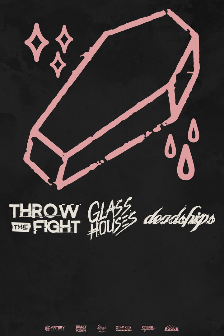 Throw the Fight @ Vaudeville Mews - Des Moines, IA