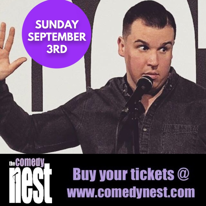 Eric Johnston @ The Comedy Nest  - Montreal, Canada