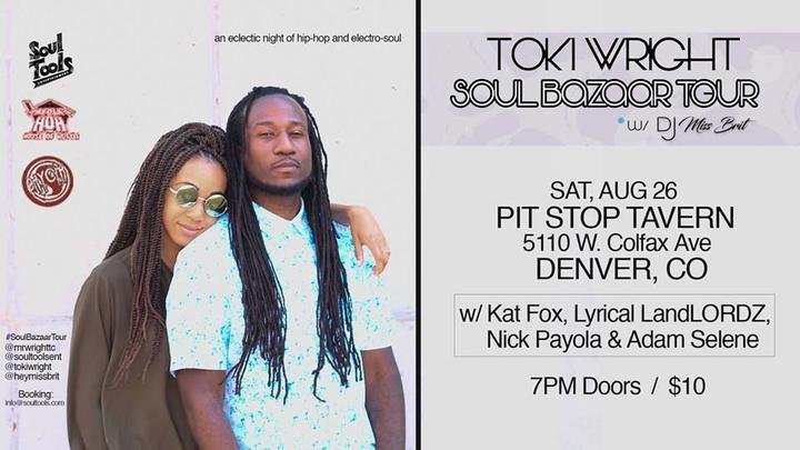 Adam Selene @ Pit Stop Tavern - Denver, CO
