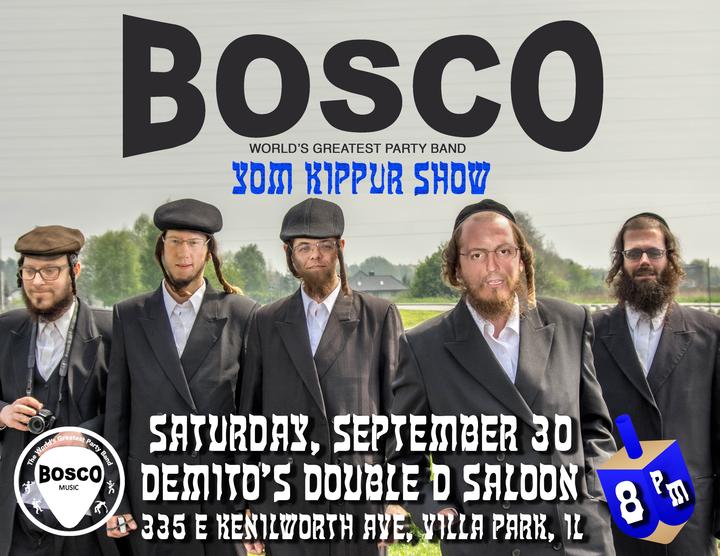 Windy City Bosco @ DeMito's Double D Saloon - Villa Park, IL