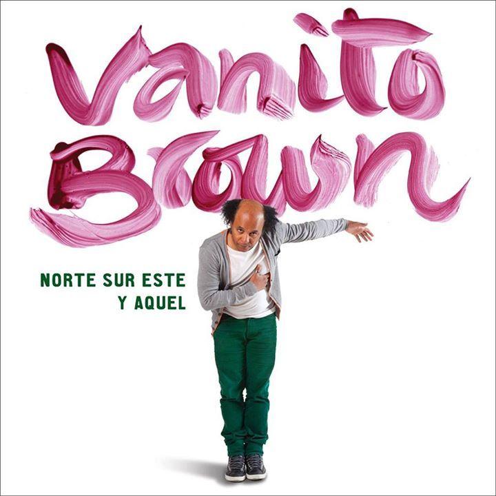Vanito Brown Tour Dates