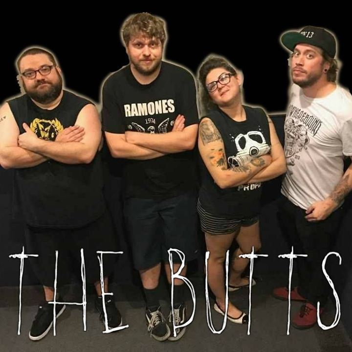 The Butts Tour Dates