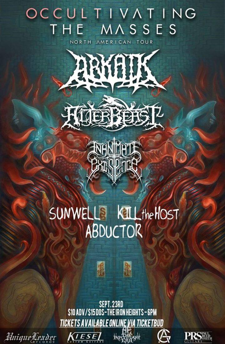 Sunwell Tour Dates