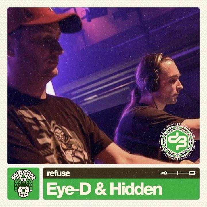 Eye-D Tour Dates