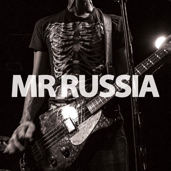 Mr. Russia Tour Dates